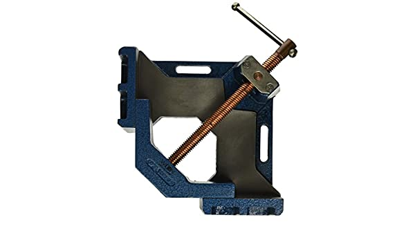 4-1//8-Inch Jaw Length 90 Degree Angle Clamp-Metalworking Wilton 64000 Ac-325 1-3//8-Inch Jaw Height 3-11//32-Inch Miter Capacity