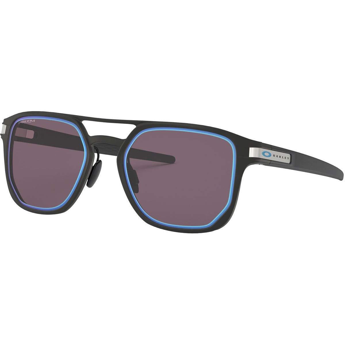 8566b57e44 Amazon.com  Oakley Men s Latch Alpha Sunglasses