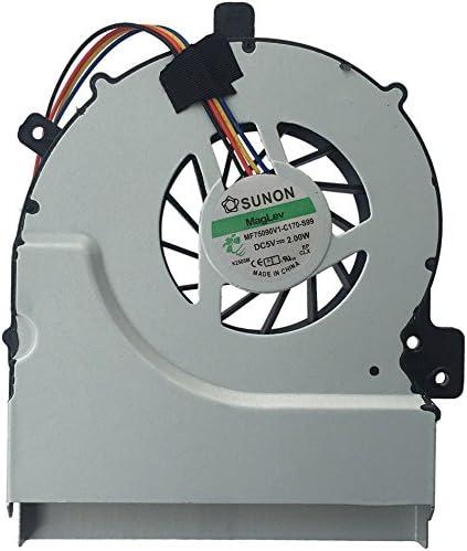 wangpeng NEW Fan for ASUS K55V K55VD A55A A55V A55VD K55VM series CPU Cooling Fan