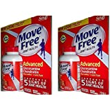 Move Free Advanced Triple Strength, 340 Count (Two Packs of 170)