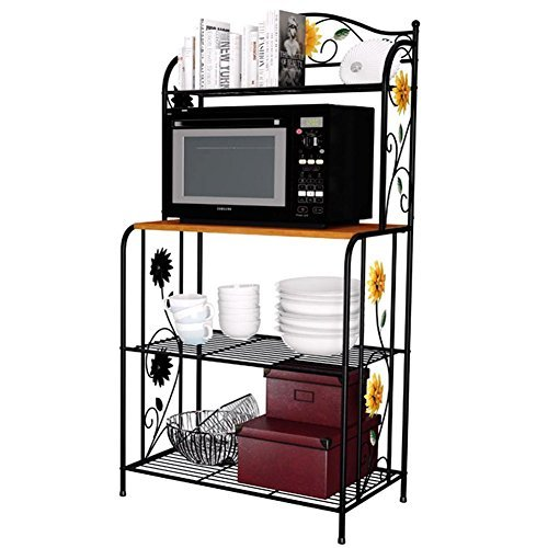 oven microwave stand - 5