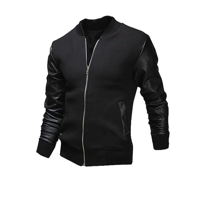 Amazon.com: Muramba Clearance Mens Autumn Winter Slim Casual Jackets Coat: Clothing