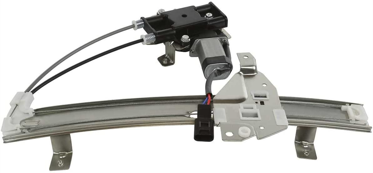 Auto Shack WR841711 Rear Right Power Window Regulator with Motor