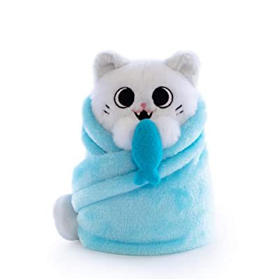 Hashtag Collectibles Purritos - Series 2 (Fishbone): Toys & Games