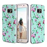 Galaxy S7 Case, Samsung S7 Case, Samsung Galaxy S7 Case, FYY [Colorful Series][Slim Fit] Clear Case with Design for Samsung Galaxy S7 Pattern 27