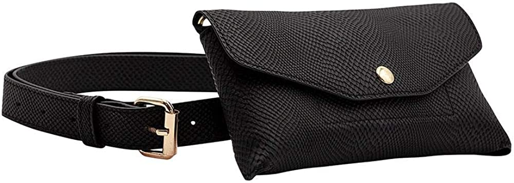 Casery Fanny Pack for Women | Convertible Crossbody & Belt Bag