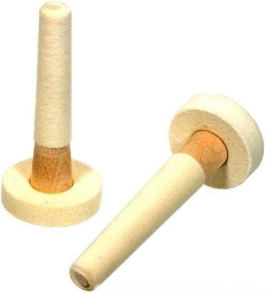 "Polishing Machine Felt Inside Ring Buff 4/"" Buffing Tool"