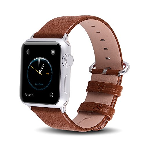 apple-watch-bands-42mm-fullmosa-yan-series-lichi-calf-leather-strap-replacement-band-with-stainless-
