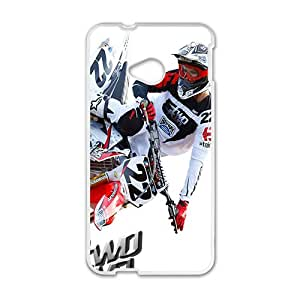 motocross Phone Case for HTC One M7