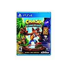 Activision Crash Bandicoot N. Sane Trilogy - PlayStation 4