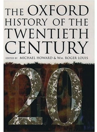 Oxford History Of 20 Th Century (P)