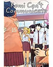Komi Can't Communicate, Vol. 15 (Volume 15)