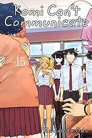 Komi Can't Communicate, Vol. 15
