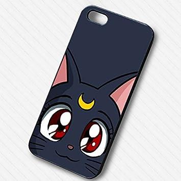 Cool Luna Sailor moon pour Coque Iphone 5 or 5S or 5SE Case M9H6LN ...