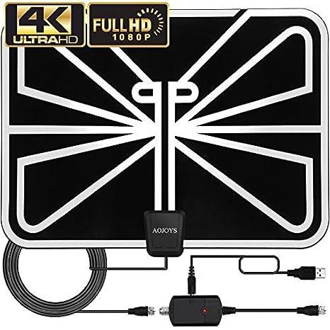 Review Antenna TV Digital HD,