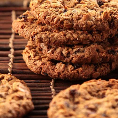 Sweet Street Cookie Puck, Oatmeal Raisin Manifesto, 3 Ounce -- 84 per case. by Sweet Street (Image #1)