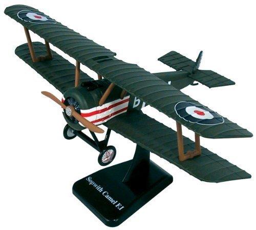 WWI Classic plain model Sopwith Camel F.1, easy kit (Renewed)