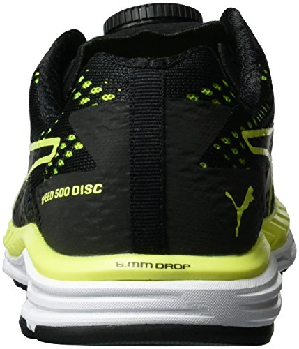 Schwarz safety 500 Disc Puma Ignite Unisex Yellow Puma Erwachsene Speed Laufschuhe 03 Black qUwgS
