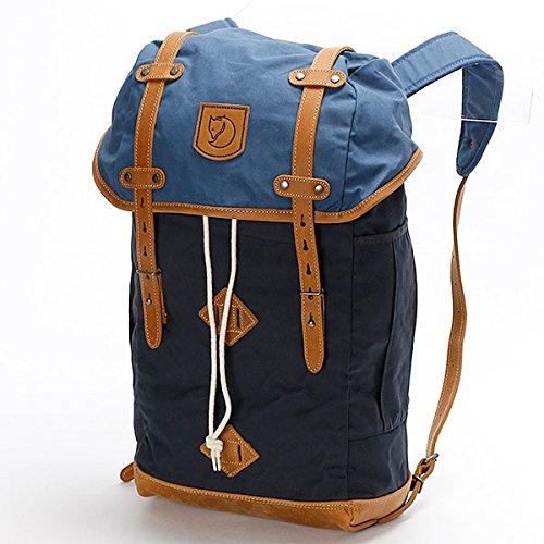 フェールラーベン(FJALLRAVEN ) Rucksack No.21 Large 正規品 B075RNQXJX Dark NavyーUncle Blue **