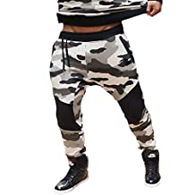 EU Men's Joggers Pants Gym Workout Pant Running Trousers