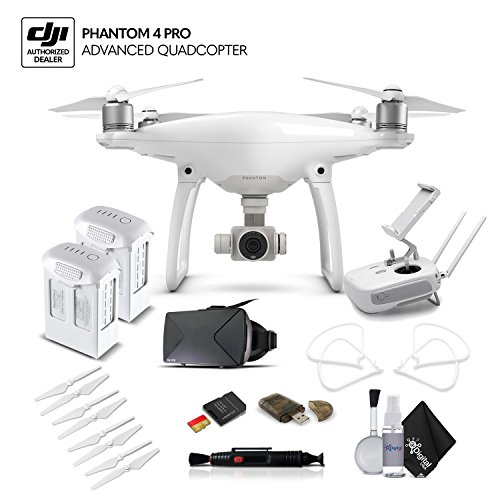 DJI Phantom 4 Advanced (CP.PT.000689) Extra Battery Bundle For Sale