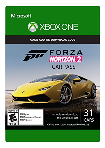 Forza Horizon 2: Car Pass - Xbox One Digital Code by Microsoft