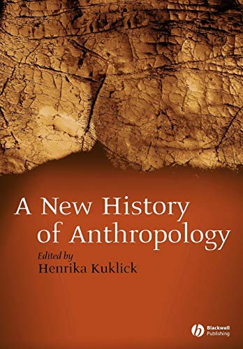 A New History of Anthropology