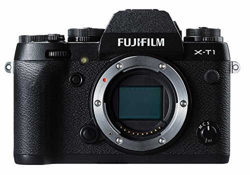 Fujifilm X-T1 16 MP Compact System Camera with 3.0-Inch LCD (Body Only)