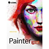 Corel Painter 2020 Education Edition for macOS and Windows
