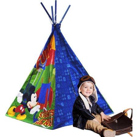 Bamboo Tent - 9