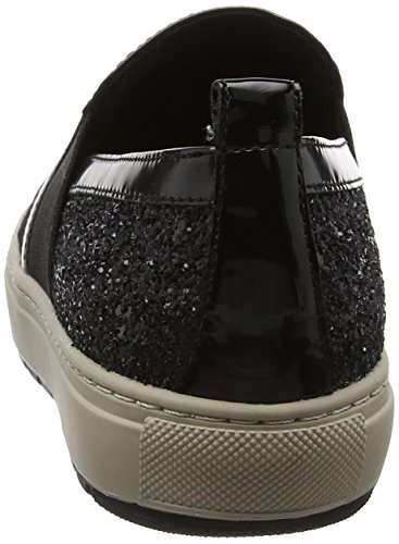 Geox Women's D Breeda a Low-Top Sneakers Black (Black C9999) EfCSoPB