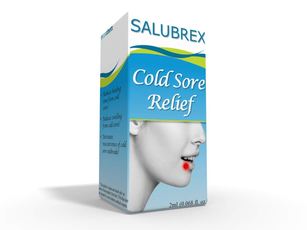 Salubrex Cold Sore Relief by Salubex