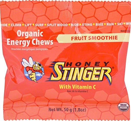 Energy Chews, Fruit Smoothie by Honey Stinger