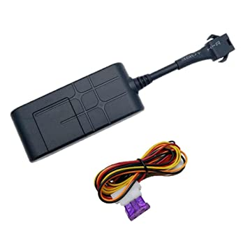 brlige Mini vehículo GSM GPRS GPS Tracker o coche vehículo tiempo ...