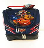 Disney Cars Insulated Double Compartment Lunch Tote - Super Drift Star