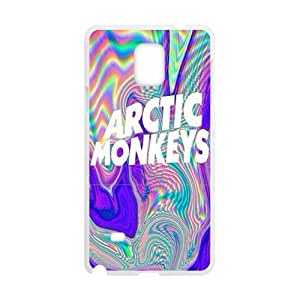 Happy Arctic Monkeys Hot Seller Stylish Hard For Case Samsung Note 4 Cover