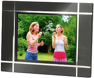 "Trevi DPH 2203 - Marco digital (8.89 cm (3.5""), TFT-LCD, JPG, MMC, SD, Mini-USB, DC) Negro"
