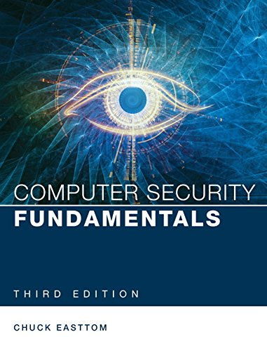 078975746X - Computer Security Fundamentals (3rd Edition) (Pearson IT Cybersecurity Curriculum (ITCC))