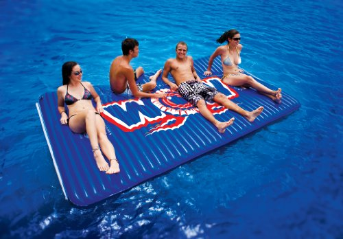 WOW Sports inflatable floating mat