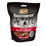 Merrick Backcountry Great Plains Real Beef Sausage Cuts Treat, 5 oz