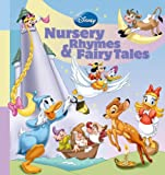 Disney Nursery Rhymes and Fairy Tales, Disney Book Group, 1423112792
