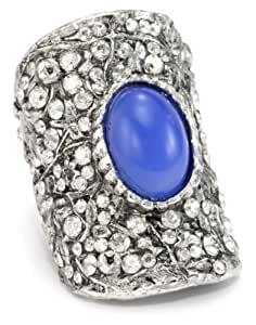 """Clara Kasavina """"Gypsy"""" Filigree Ring, Size 6"""