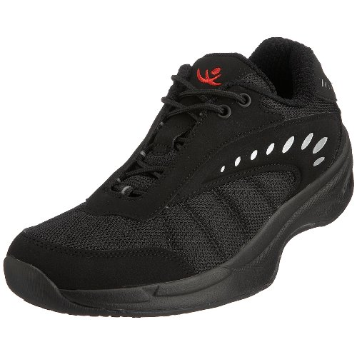 Shi AuBioRiG Schwarz Balance 9100293 Sport Step Walkingschuhe Damen Chung Schuhbändern vwqx5Tdw