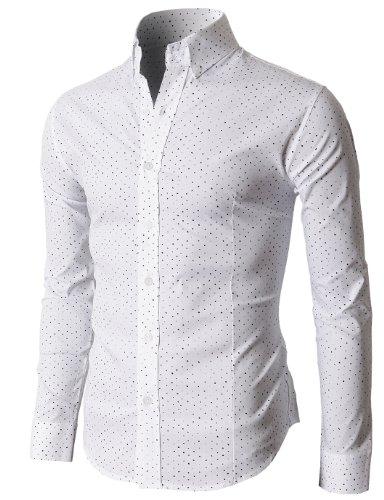 Fancy White Shirt | Artee Shirt
