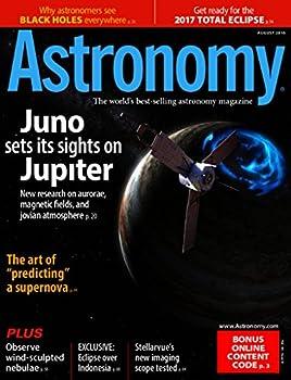1-Yr Astronomy Magazine Subscription