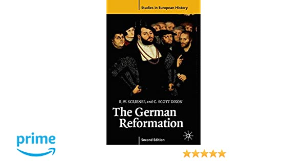 German Reformation (Studies in European History)
