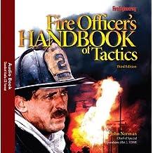 Fire Officer's Handbook of Tactics Audio Book