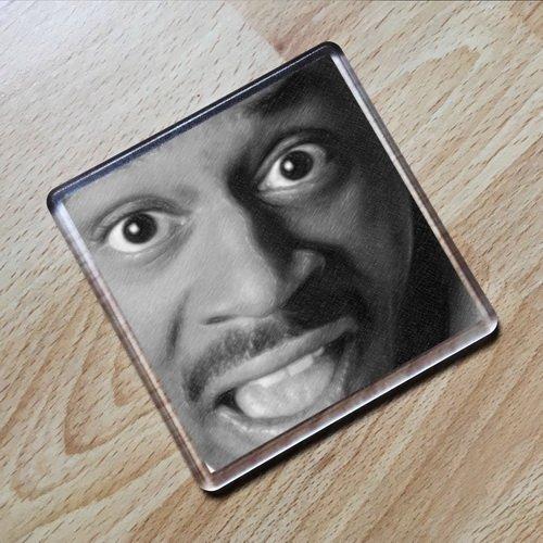 MARTIN LAWRENCE - Original Art Coaster #js001