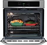 """Frigidaire Stainless Steel 27"""" 3Piece Wall Oven Microwave Combo FFEW2725PS FFMO1611LS FFMOTK27LS"""