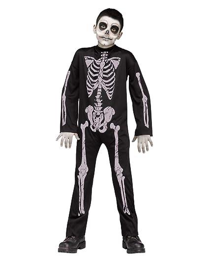 Horror-Shop Esqueleto De Niños Traje De Salto: Amazon.es ...